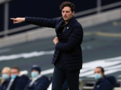Ryan Mason is not prepared to discuss his long-term job prospects at Tottenham (Adam Davy/PA)