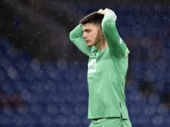 """Nick Pope is """"touch and go"""" to face Liverpool on Wednesday (Peter Powell/PA)"""