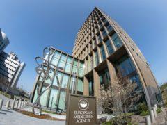 The European Medicines Agency (AP Photo/Peter Dejong, FILE)