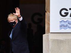 Prime Minister Boris Johnson (Ben Stansall/PA)
