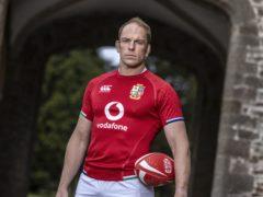 Alun Wyn Jones will captain the British and Irish Lions in South Africa (Dan Sheridan/INPHO)