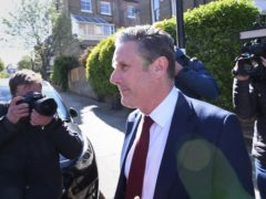 Labour leader Sir Keir Starmer (PA)