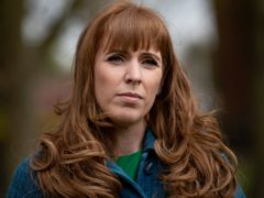 Angela Rayner was fired as Labour chairman and elections co-ordinator on Saturday following the party's shock defeat in the Hartlepool by-election (Jacob King/PA)