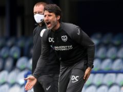 Danny Cowley is hopeful of keeping his job at Portsmouth (Kieran Cleeves/PA)