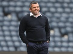 St Johnstone manager Callum Davidson is putting Hampden to one side (Andrew Milligan/PA)