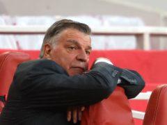 Sam Allardyce's West Brom have been relegated (Richard Heathcote/PA)