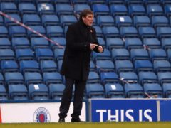 Kilmarnock boss Tommy Wright ready for Dundee (Andrew Milligan/PA)