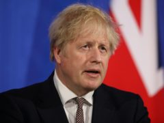 Boris Johnson has an outstanding court judgment for a debt of £535 (Dan Kitwood/PA)