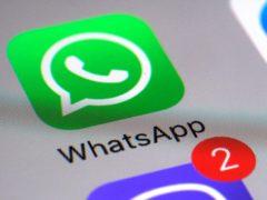 Facebook owns WhatsApp (Patrick Sison/AP)