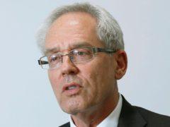 Former Nissan executive Greg Kelly (Kyodo News via AP)