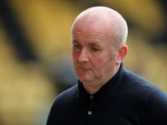 David Martindale admits Livingston's finances remain in a precarious position (Jane Barlow/PA)
