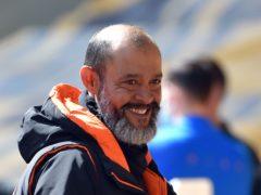 Nuno Espirito Santo will leave Wolves at the end of the season (Rui Vieira/PA)