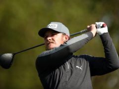 Eddie Pepperell will take a one-shot lead into the final round of the Betfred British Masters (Tim Goode/PA)