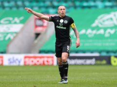 Celtic's Scott Brown has played his last game for the club (Jeff Holmes/PA).