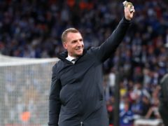 Leicester manager Brendan Rodgers wants his side to be clinical against Tottenham (Nick Potts/PA)