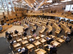 Rape Crisis Scotland has called for all parties at Holyrood to back calls to end the not proven verdict in Scots law (Jane Barlow/PA)