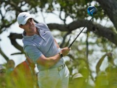 Rory McIlroy recovered from a shaky start on day one of the US PGA Championship (Matt York/AP)