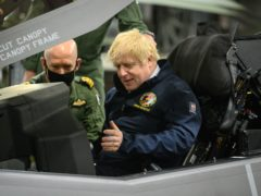 Prime Minister Boris Johnson is reportedly set to sign a trade deal with Australia (Leon Neal/PA)