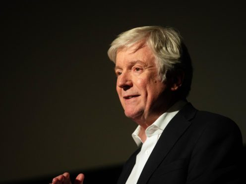 Lord Hall (David Parry/PA)