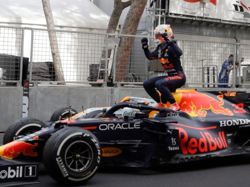 Max Verstappen has won the Monaco Grand Prix (Luca Bruno/AP)