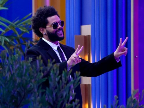 The Weeknd took the biggest prize of the night at the Billboard Music Awards after being named top artist (Chris Pizzello/AP)