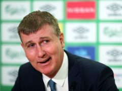 Republic of Ireland manager Stephen Kenny will continue to blood new players as he continues to cast his net (Niall Carson/PA)