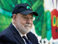Author Eric Carle has died aged 91 (Richard Drew/AP, File)
