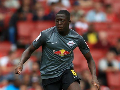 RB Leipzig Ibrahima Konate's arrival at Liverpool will solve a centre-back problem for Jurgen Klopp (John Walton/PA)