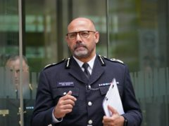 Assistant Commissioner Neil Basu has apologised for 'unacceptable' policing failings in the lead up to the Fishmongers' Hall terror attack (Yui Mok/PA)