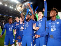 Chelsea beat Manchester City to win the Champions League in Porto (Nick Potts/PA)