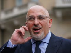 Vaccines minister Nadhim Zahawi defended the Government's approach (Yui Mok/PA)