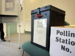 The UK Government says it wants to 'protect the integrity of the electoral process' (David Cheskin/PA)