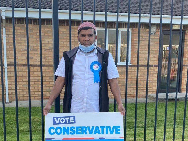Tiger Patel (Blackburn Conservatives/PA)