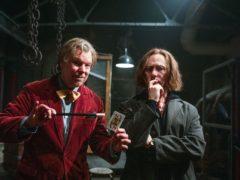 Steve Pemberton and Reece Shearsmith in Inside No. 9 (BBC/Sophie Mutevelian)
