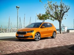 The new Skoda is bigger and more grown-up than ever
