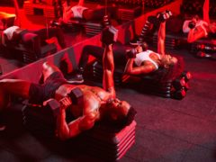 A class at Barry's Bootcamp, London Soho (Barry's/PA)