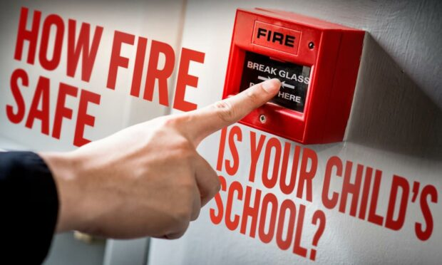How fire safe is your child's school? See which schools have 'extreme' and 'moderate' risk