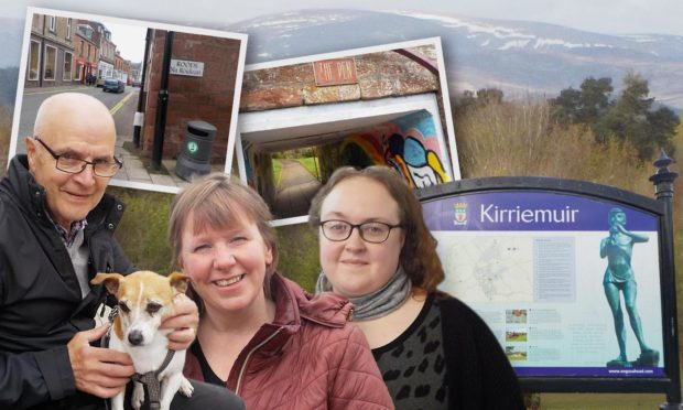 Why we love Kirriemuir: Residents 'still discovering' the Wee Red Toon with a big heart