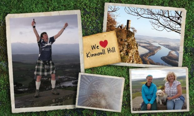 Why we love Kinnoull Hill: Iconic Perth beauty spot is 'magical' and 'symbolic'