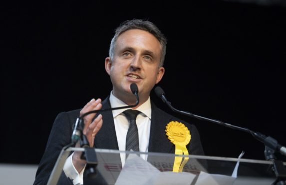 Alex Cole-Hamilton: Background and controversies of ex-Madras College pupil tipped to replace Willie Rennie