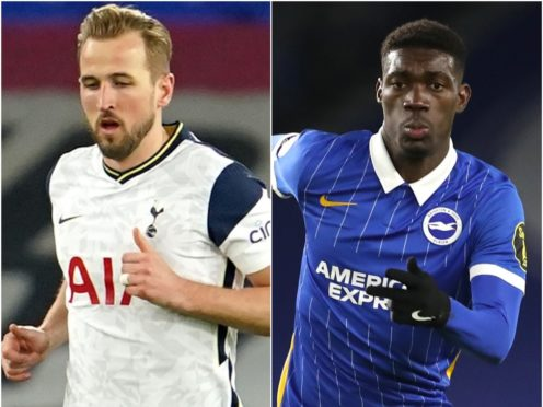 Harry Kane and Yves Bissouma are in the latest football rumours (Jon Super/