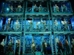 Newsies: The Broadway Musical (Disney Theatrical Productions/PA)