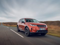 Land Rover has applied a variety of updates to the Discovery Sport