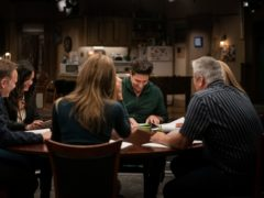 The cast of Friends reunited for a long-awaited special (Terence Patrick/HBO Max/PA)