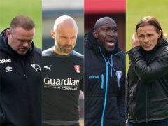 The PA news agency takes a closer look at the Championship relegation battle (PA)