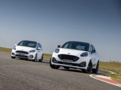 Both the Fiesta ST and Puma ST can be fitted with the upgrade packages