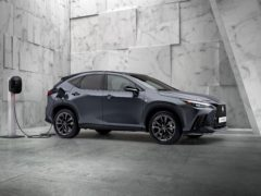 The latest Lexus NX has arrived with a new plug-in hybrid powertrain