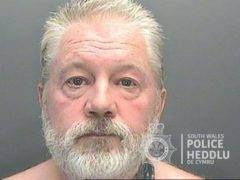 Paul Griffiths was jailed for 20 months (South Wales Police)