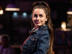 Former Love Island star Amber Davies will join CBBC's Almost Never for its third season, it has been announced (BBC/PA)