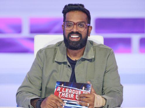Romesh Ranganathan will host Sky's A League Of Their Own (Sky)